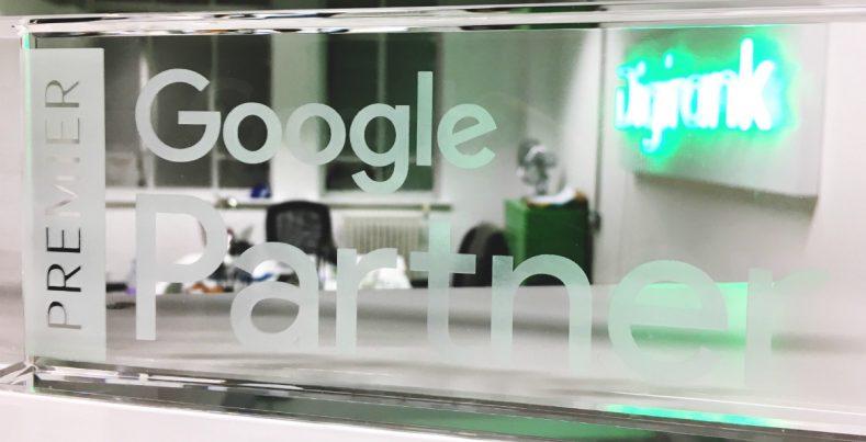 Digirank Google Premier Partner Award