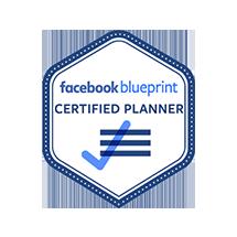 Facebook blueprint Certified Planner
